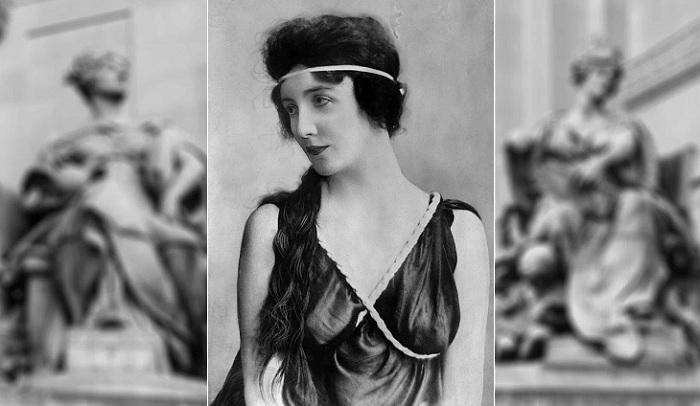 «Американская Венера» Одри Мэнсон - натурщица ХХ века. | Фото: reganarts.com.