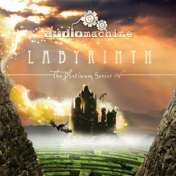 Audiomachine - The Platinum Series lV - Labyrinth
