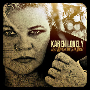 Karen Lovely  - Ten Miles of Bad Road - 2015