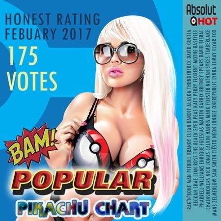 VA - Popular Pikachu Chart (2017)