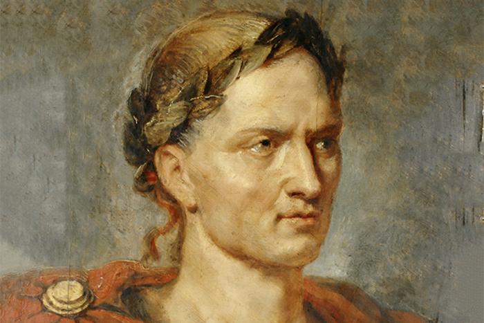 Гай Юлий Цезарь (Gaius Iulius Caesar), 12 июля 100 г.до н.э. - 15 марта 44 г.до н.э.